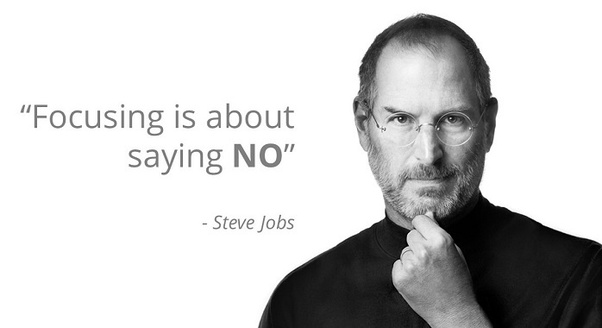 Steve Jobs - How to be productive