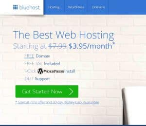Bluehost Provider