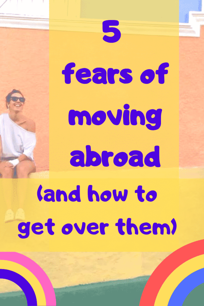 Scared to move abroad alone?