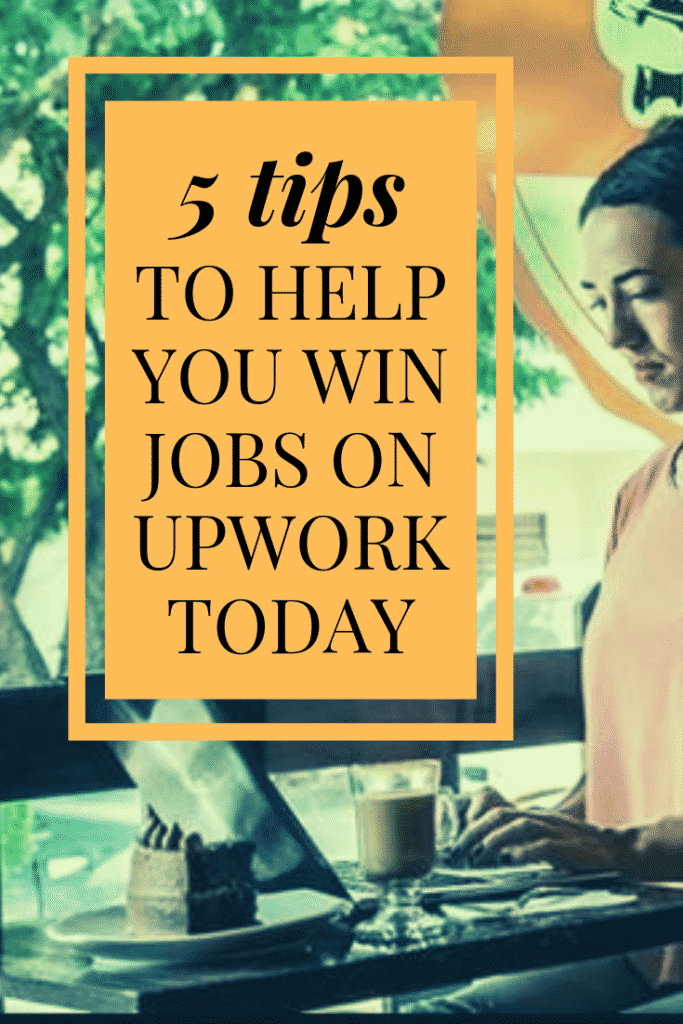 5 tips to win jobs on Upwork