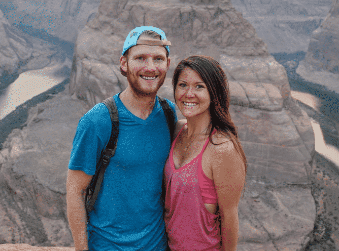 digital nomad salary katie & Ben
