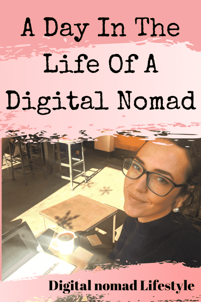 A Day In The Life Of a digital nomad lifestyle