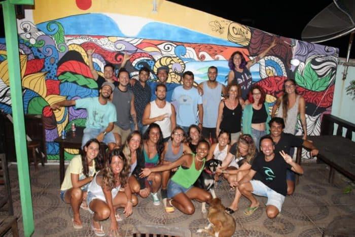 Hostels in Pipa Beach Brazil
