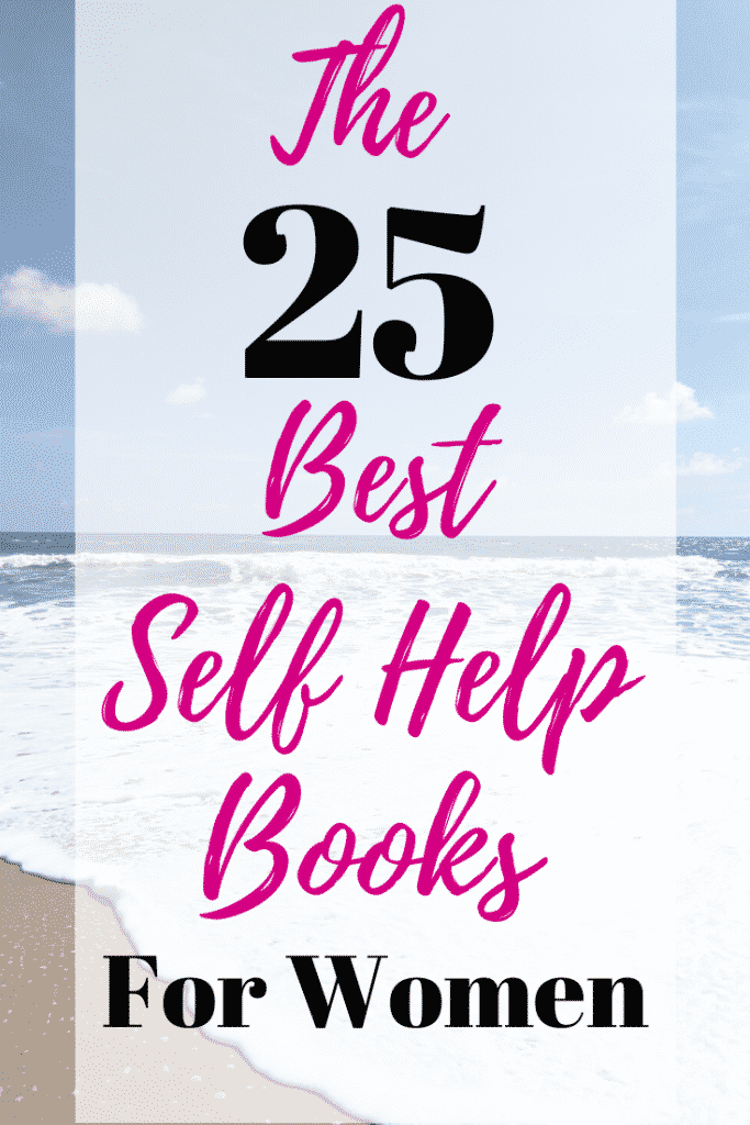the 25 best self help books for women
