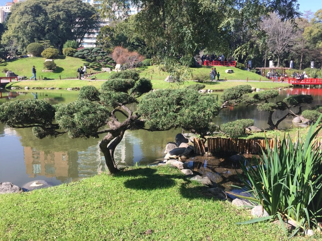 What To Do In Buenos Aires - Visit The Japanese Gardens