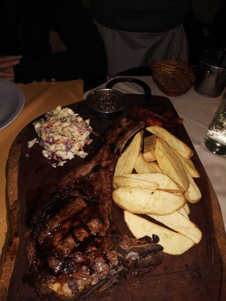 Where To Eat In Buenos Aires - Parilla Pena