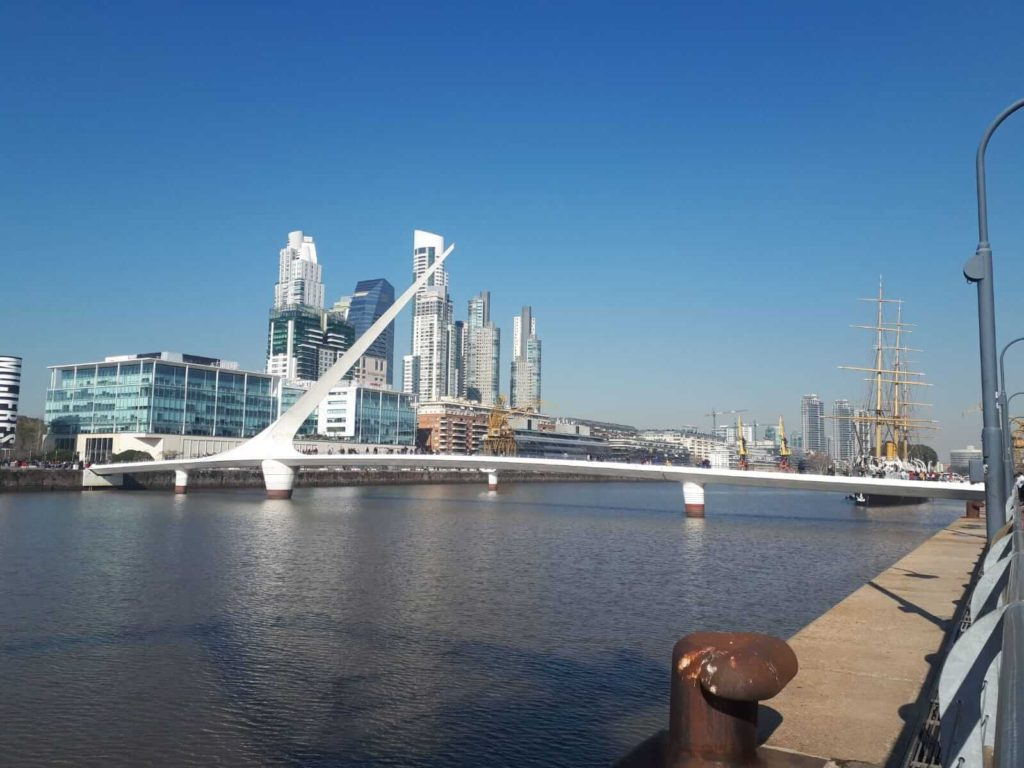 Walking Tour In Buenos Aires - Cool Activities - Puerto Madero