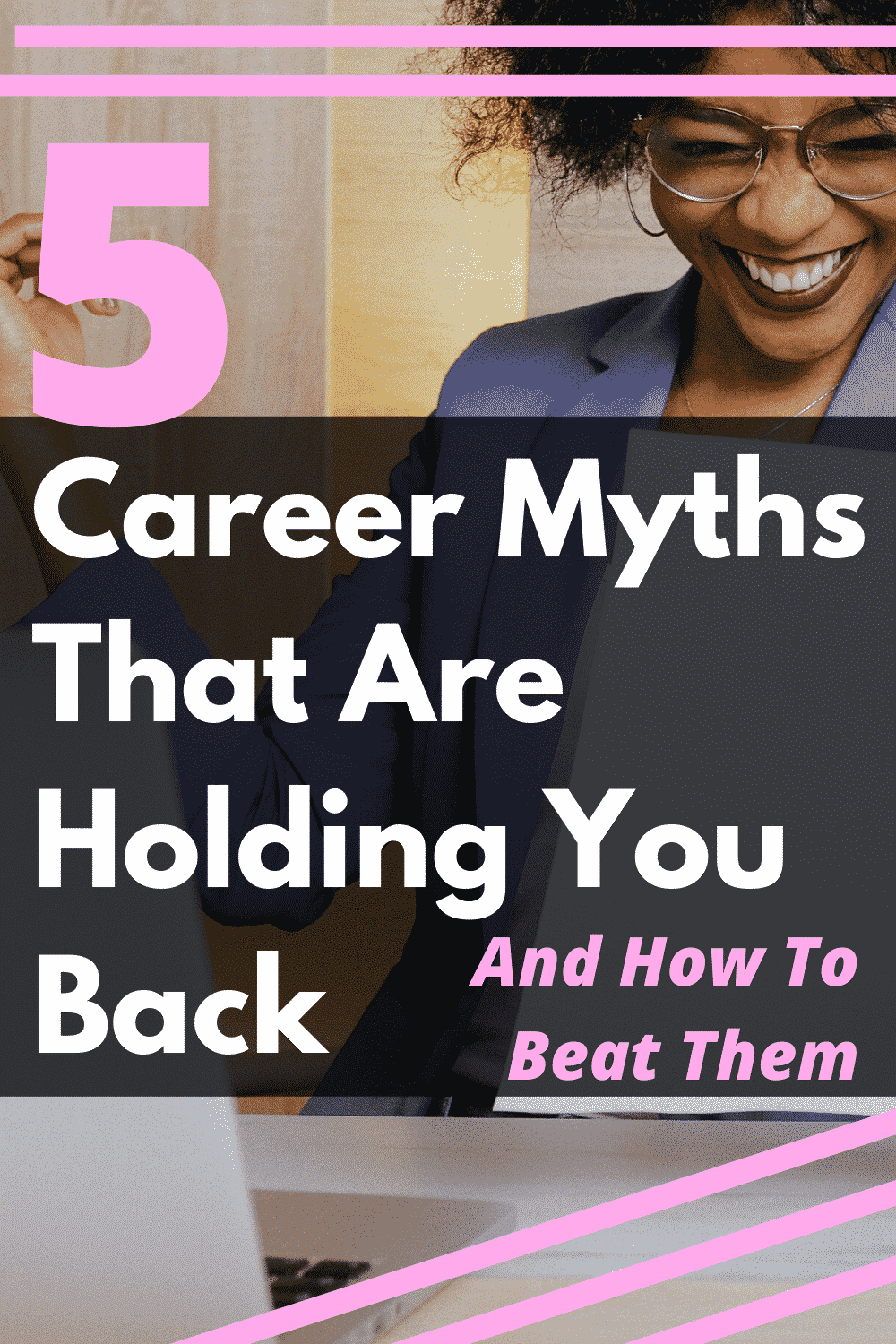 5 career myths you need to let go