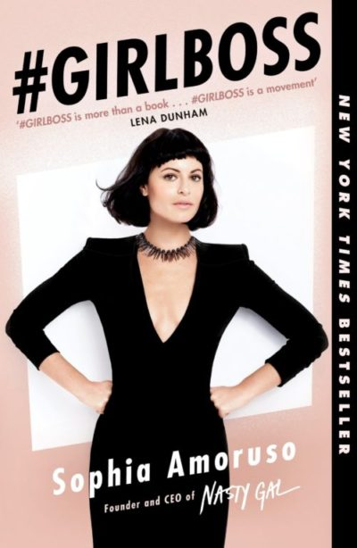 best business book for women - girl boss cover